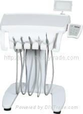 movable dental unit