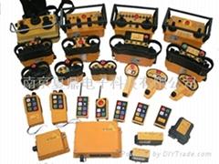 德国HBC工业无线遥控器