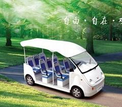 成都朗格電動遊覽車