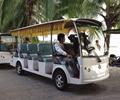 电动游览观光车