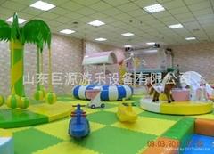 室内儿童游乐设备