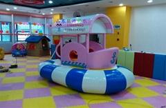 儿童室内新型淘气堡