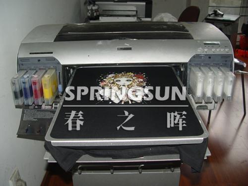 春之晖T恤印花机 2