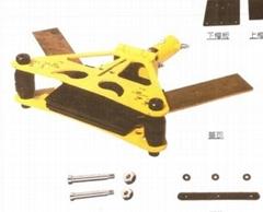 马尔禄CB-125D铜排平弯.立弯一体机