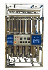 高純水列管多效蒸餾水機