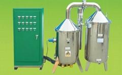 GYDZ-100电高效节能蒸馏水机
