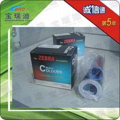ZEBRA证卡打印机专用色带