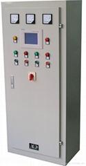 PLC控制櫃控制系統