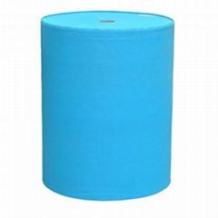 Blue pp non woven fabric