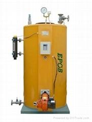 Vertical Oil Gas Fired Hot Water Boiler