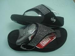 100% 原厂原装正品 FITFLOP 凉鞋