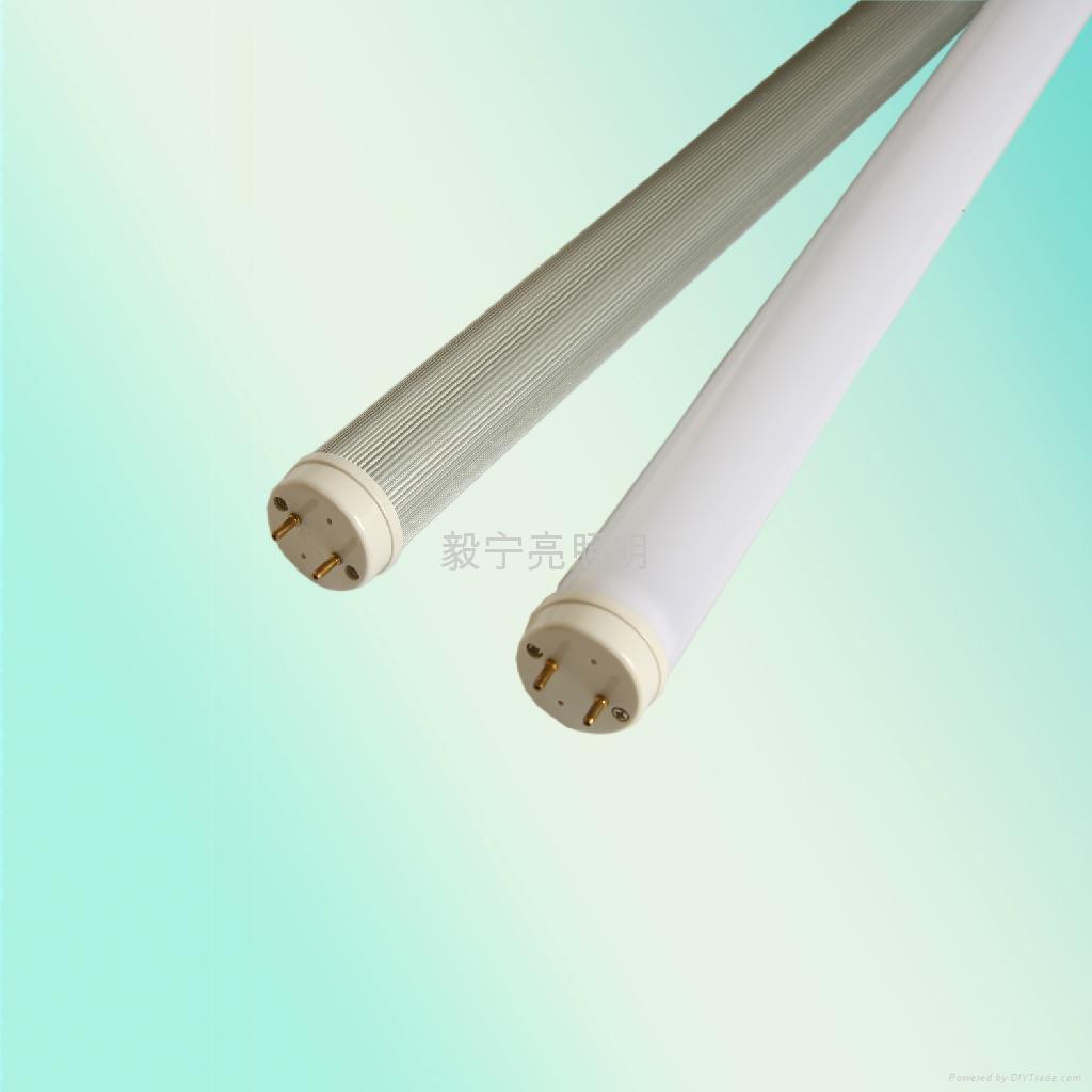 T8 0.6米透明3528 120燈日光燈 3