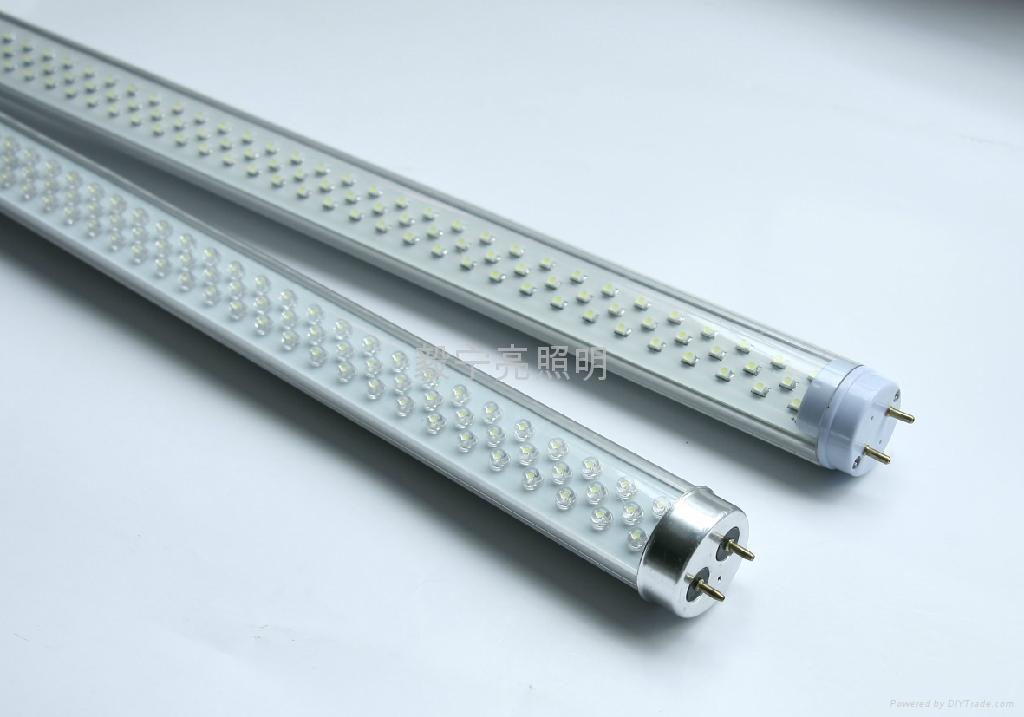 T8 0.6米透明3528 120燈日光燈 4