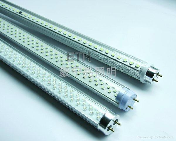 T8 0.6米透明3528 120燈日光燈 5