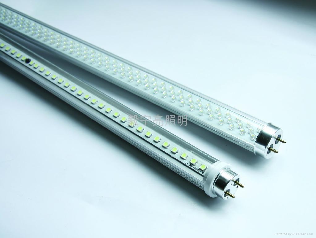 T10 1.5米無眩光3528 360燈日光燈 4