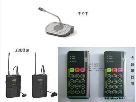 北京同传设备租赁 3