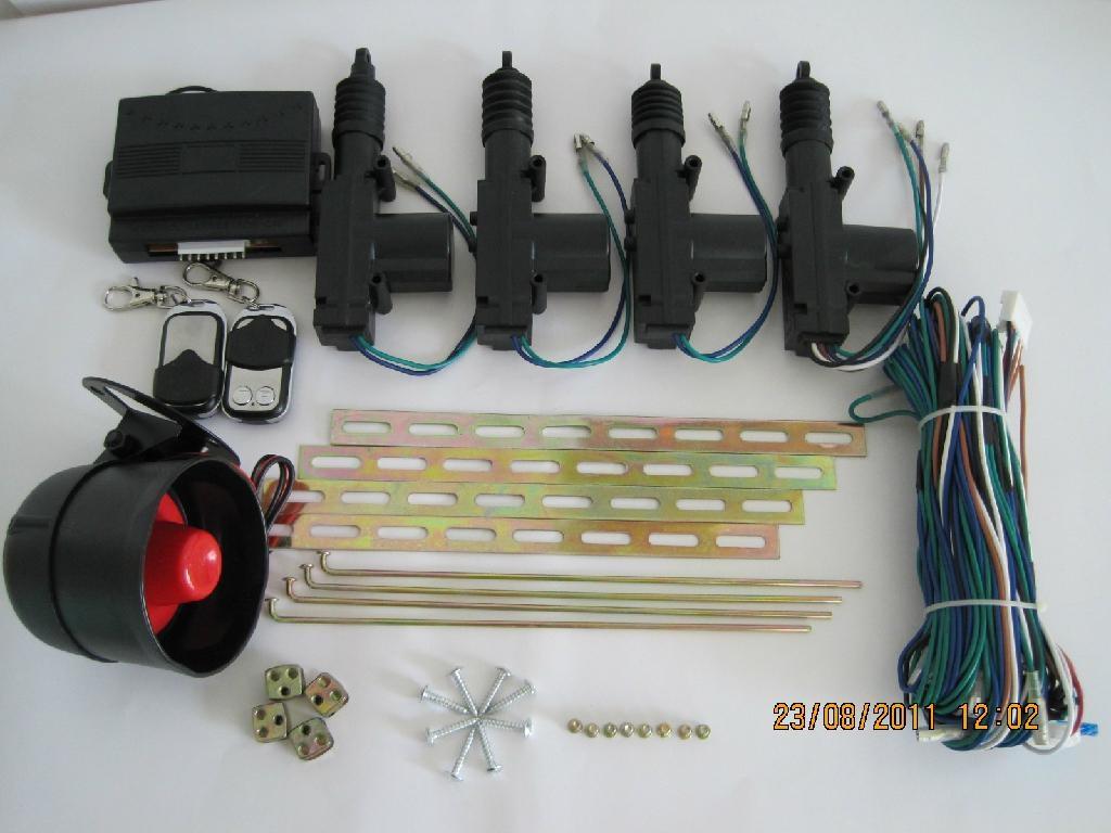 Car Door central Power locking system  1