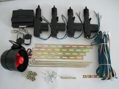 Car Door central Power locking system