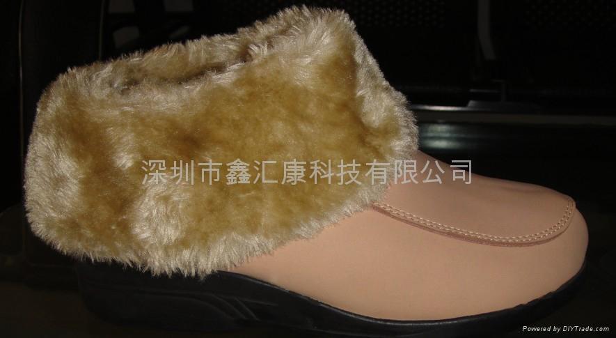 中老年充电保暖鞋 1