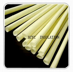 2740 Fiberglass sleeving coated with acrylic resin