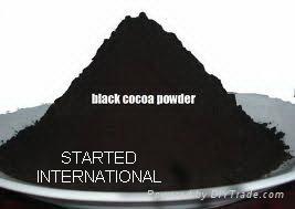 BLACK COCOA POWDER 1