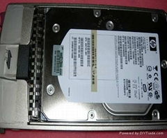 HP 454411-001 300GB 15K FC server hard drives