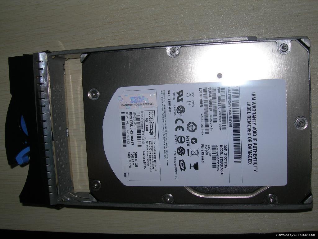 IBM 2107-2316 300G 10K FC server hard disk 1
