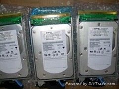 IBM 2107-2616 450GB 15K FC server hard disk