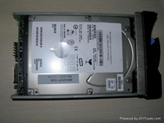 IBM 2107-2416 300G 15K FC server hard disk
