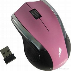 2.4G Optical 3D wireless mouse MS-MW204