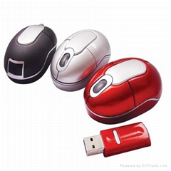 Optical 27M wireless mouse MS-MW202