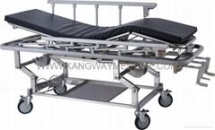 Stretcher Trolley with Three Cranks