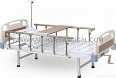 ABS Single-crank Medical Care Bed