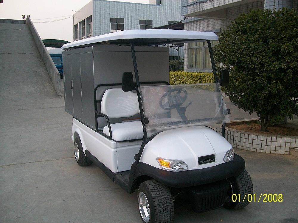 電動布草車 3