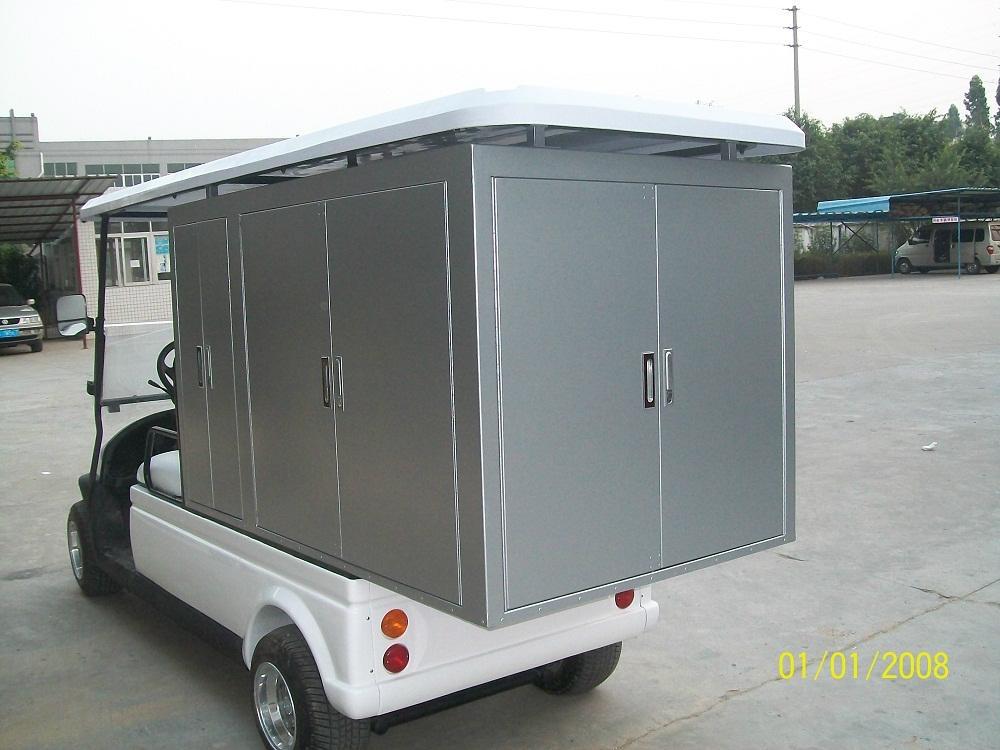 電動布草車 4