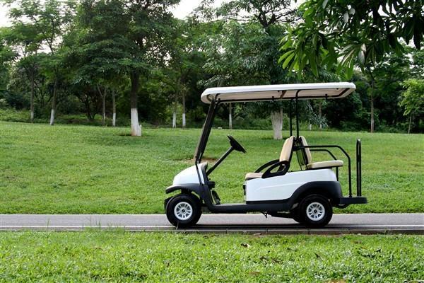 4人座电动高尔夫球车 1