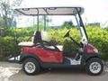 4人座电动高尔夫球车 4