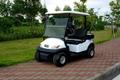 2人座电动高尔夫球车