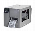 鄭州斑馬S4M工商型標籤條打印