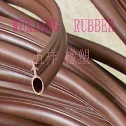 PVC wooden door seal strip - slot type - wuxiang (China ...