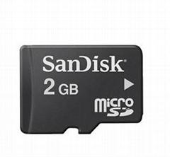 tf 2G memory card