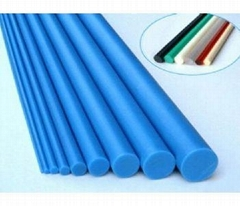 Nylon colour rods