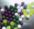 PU color balls