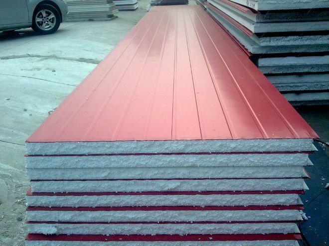 Eps Wall Sandwich Panel 950mm 1150mm Wzh China