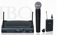 UHF Single Channel Wireless Microphone