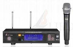 UHF wireless microphone