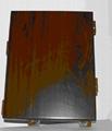 仿木紋鋁單板