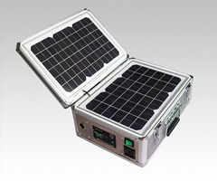 Portbable solar generator 20W with competitive price