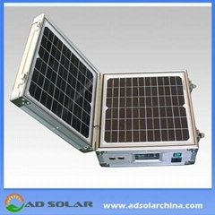 30W off grid solar system for home use