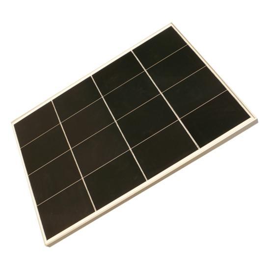 Cis Thin Film Solar Panel 80w For Austrilia Market Ad